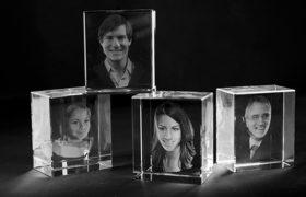 3D-Glasfoto günstig bestellen