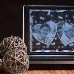 Glasfoto - Ihr Foto in Glas gelasert