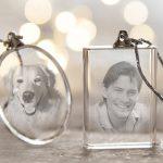 Glasanhänger - Ihr Foto in Glas
